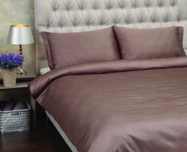 Satin sengetøj bomuldssatin sengetøj