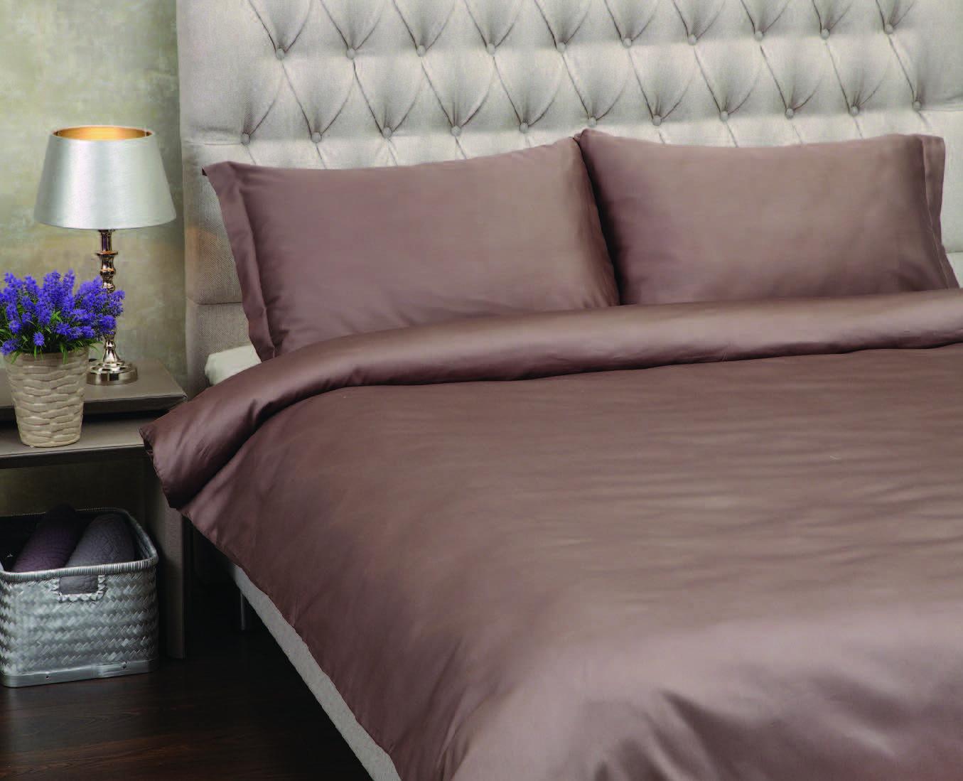 Billede af Sengetøj - Cappuccino Dream - Luksus Sengetøj