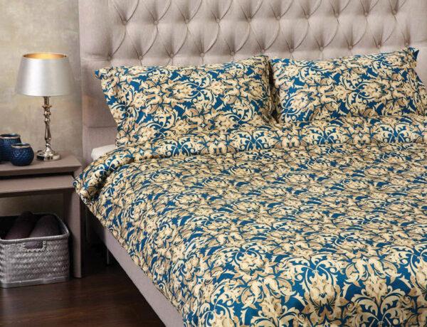 damask sengetøj