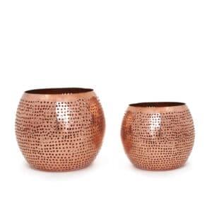 Kerzenhalter Kupfer / Kerzenhalter Kupfer