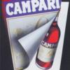 Bitter Campari - Retro plakat -