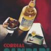 Cordial Campari - Retro plakat -