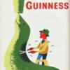 Guinness - Retro plakat -
