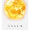 Solen - Planet plakat - Planet plakat med Solen