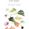 Vinter - Sæsonens grøntsager plakat - Vinterens grøntsager på plakat