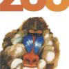 Zoo plakat - Bavian -